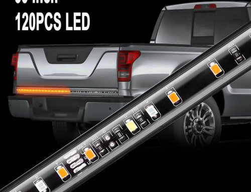 120LEDs Tailgate LED Lights