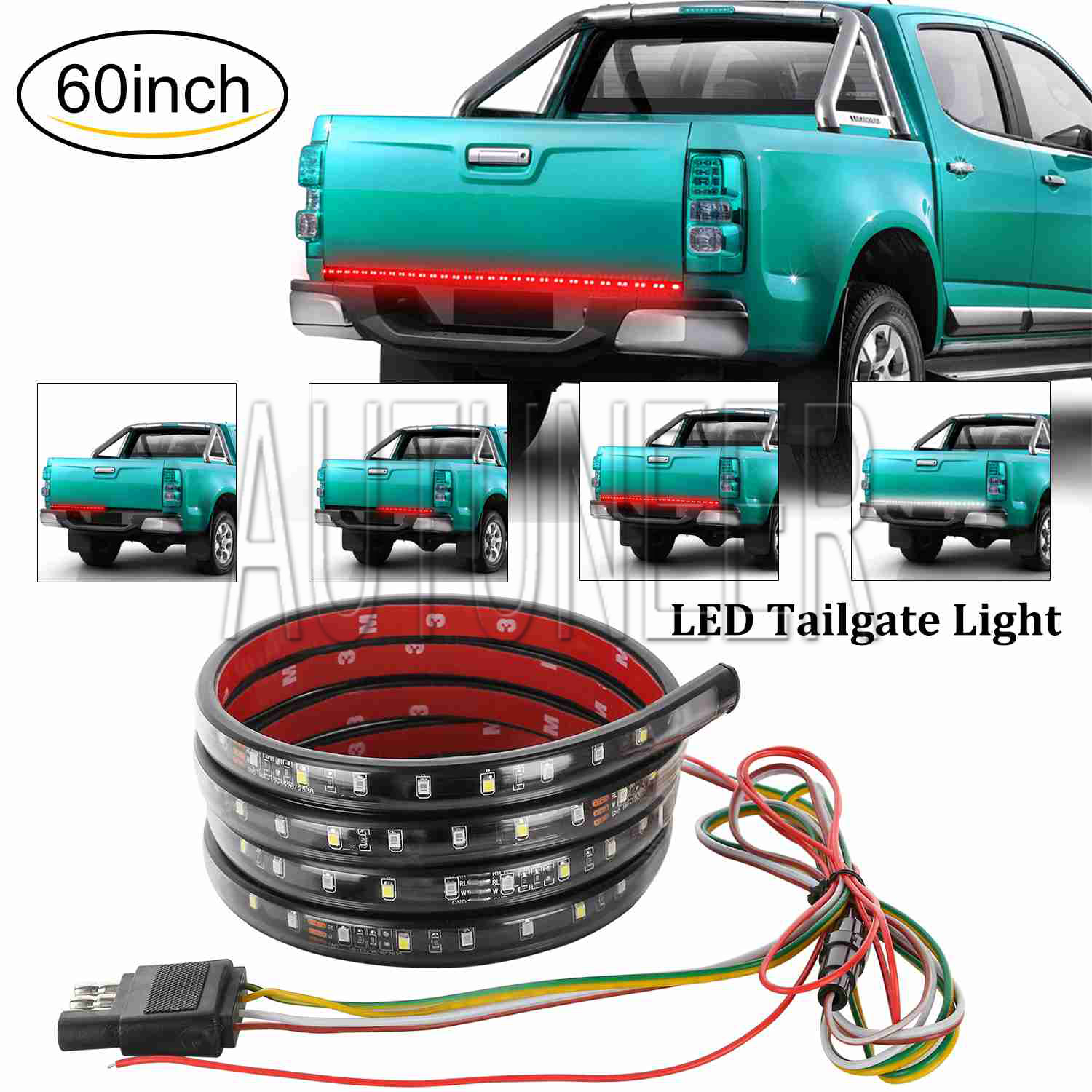90leds Truck Led Tailgate Lights Reliable Supplier Of Auto Wiring Diagram For Light Bar