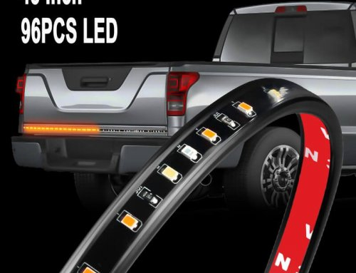 96LEDs Tailgate Light Bar