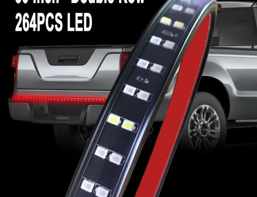 264LEDs Tailgate Light Bat