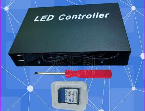 T8000AC Waterproof LED Controller