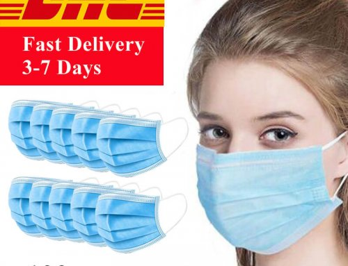 100PCS Medical Disposable Mask
